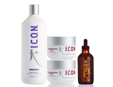 Icon Pack Drench1L + 2 Infusion + India Oil