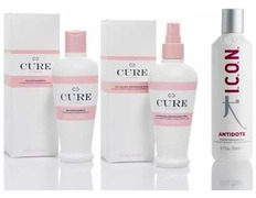 PACK ICON CURE SHAMPOO, SPRAY Y ANTIDOTE