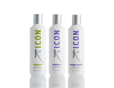 Pack Icon Energy 250 ml + Drench 250ml + Inner 250ml