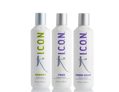 Pack Icon Energy 250 ML + Free 250 ML + Inner Home 250 ML