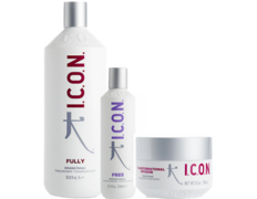 PACK ICON FULLY 1000 ML. FREE CONDITIONER E INFUSION